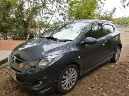 Mazda Mazda2 2012 - отзыв владельца