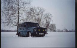 УАЗ 3151, 1998