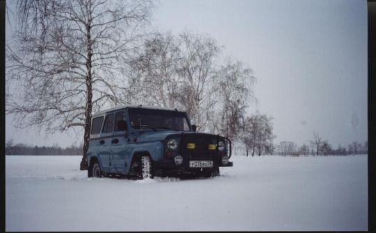УАЗ 3151 1998 - отзыв владельца