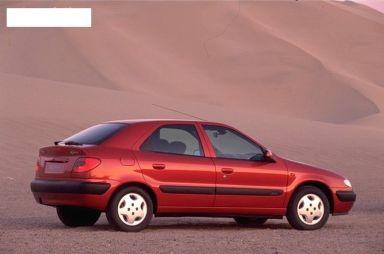 Citroen Xsara, 1997