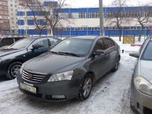 Geely Emgrand EC7, 2015