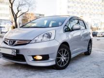 Honda Fit Shuttle 2013 отзыв владельца | Дата публикации: 03.02.2018