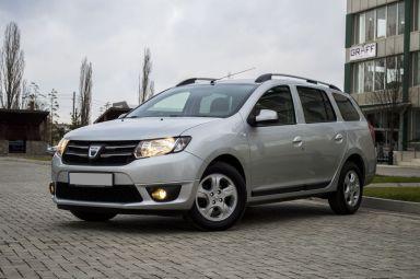 Dacia Logan MCV 2016 отзыв автора | Дата публикации 04.02.2018.