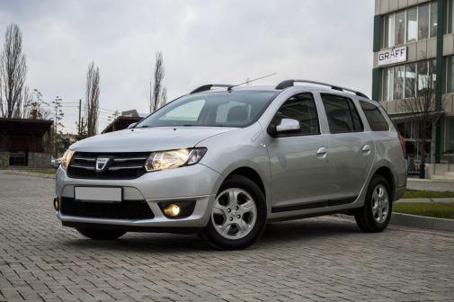 Dacia Logan MCV 2016 - отзыв владельца