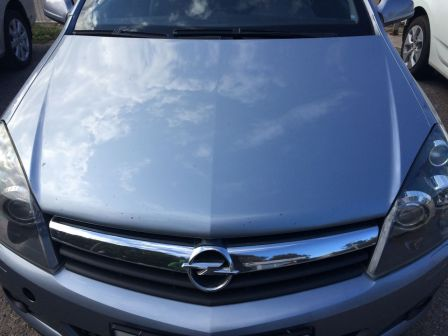 Opel Astra GTC 2008 - отзыв владельца