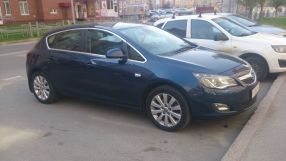 Opel Astra 2010 отзыв владельца | Дата публикации: 07.02.2018