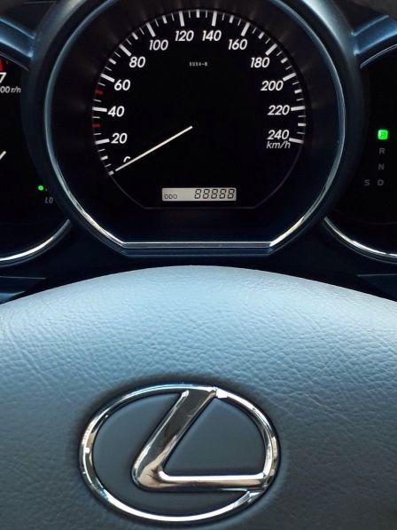 Lexus RX350 2008 - отзыв владельца
