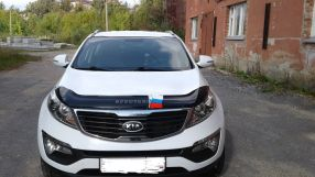 Kia Sportage, 2011