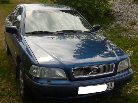 Volvo S40 1997 - отзыв владельца