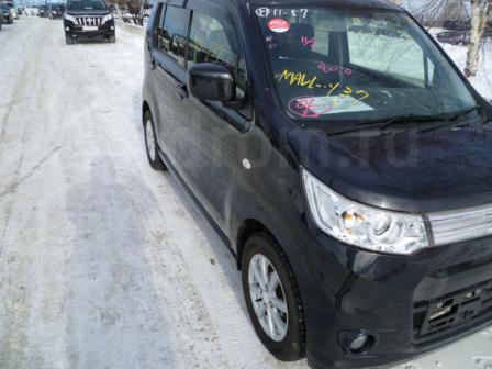 Suzuki Wagon R 2013 - отзыв владельца