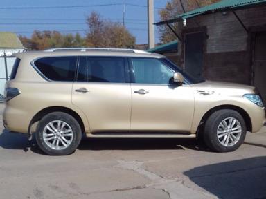 Nissan Patrol, 2012