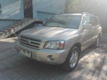 Toyota Highlander, 2005
