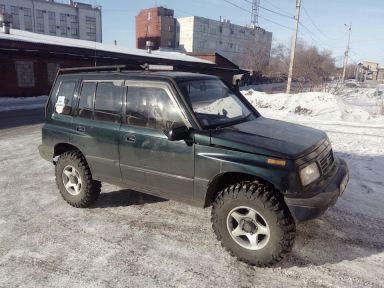 Suzuki Escudo, 1992