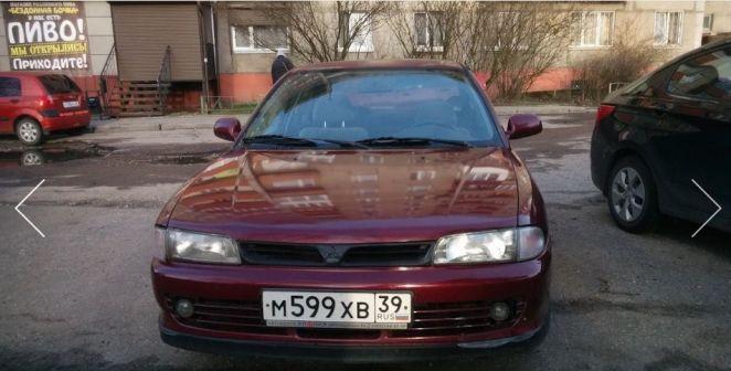 Mitsubishi Lancer 1993 - отзыв владельца