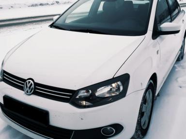 Volkswagen Polo 2013 отзыв автора | Дата публикации 17.02.2018.