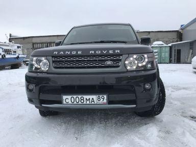 Land Rover Range Rover Sport, 2012