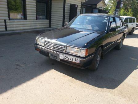 Mazda Luce 1987 - отзыв владельца