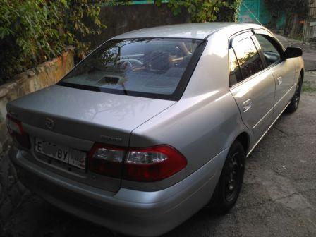 Mazda Capella 2002 - отзыв владельца