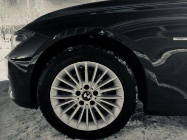 BMW 3-Series 2015 отзыв автора | Дата публикации 21.02.2018.
