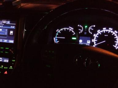 Toyota Alphard, 2012