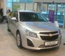 Chevrolet Cruze 2013 отзыв владельца | Дата публикации: 25.02.2018
