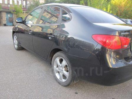 Hyundai Elantra 2009 - отзыв владельца