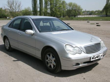 Mercedes-Benz C-Class 2000 - отзыв владельца