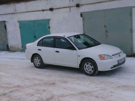 Honda Civic Ferio 2000 - отзыв владельца