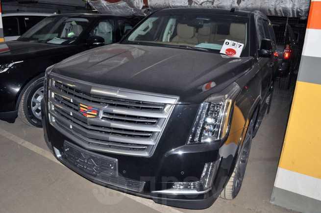 Cadillac Escalade, 2018 год, 6 139 000 руб.