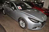 Mazda Mazda3. SONIC SILVER_ СЕРЕБРИСТЫЙ (45P)