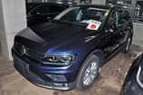 Volkswagen Tiguan. СИНИЙ «ACAPULCO» МЕТАЛЛИК (2W2W)