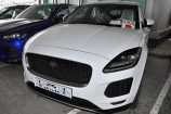 Jaguar E-Pace. FUJI WHITE / YULONG WHITE