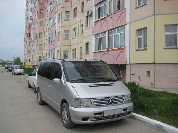Mercedes-Benz Vito, 2003 год, 440 000 руб.