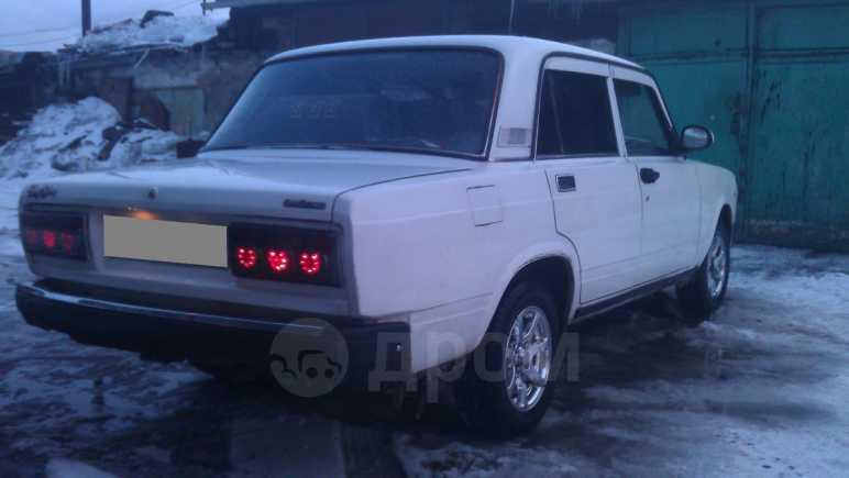Лада 2107, 2013 год, 60 000 руб.