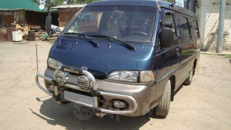 Hyundai Grace, 1996 год, 220 000 руб.