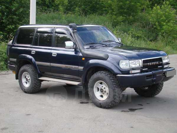 Toyota Land Cruiser, 1992 год, 750 000 руб.