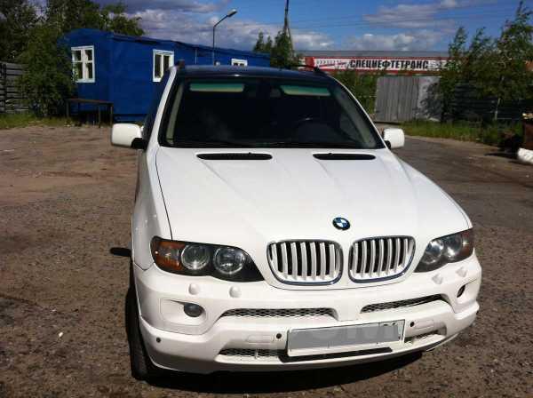 BMW X5, 2003 год, 850 000 руб.