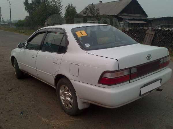 Toyota Corolla, 1992 год, 130 000 руб.