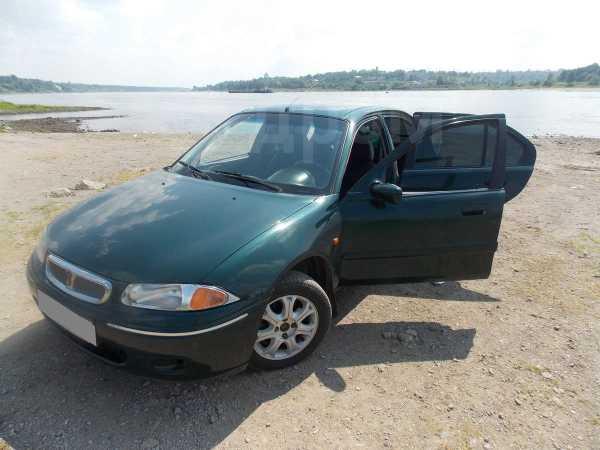 Rover 200, 1998 год, 140 000 руб.