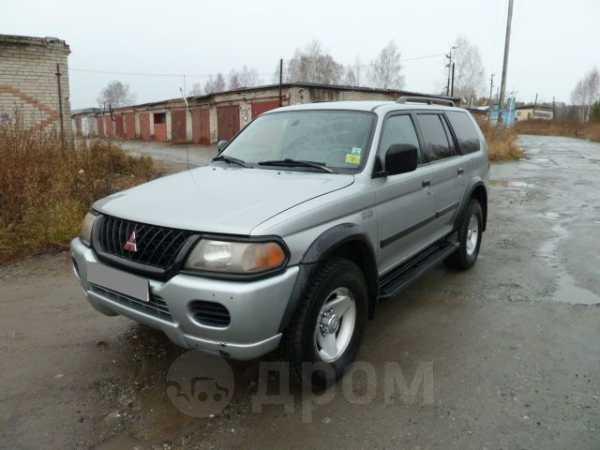 Mitsubishi Montero Sport, 2001 год, 480 000 руб.