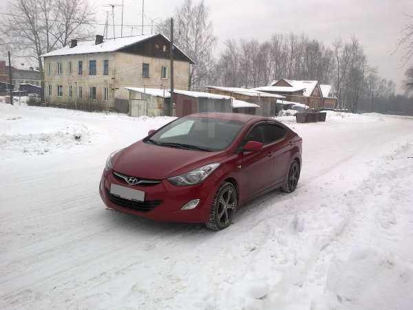 Hyundai Elantra, 2012 год, 700 000 руб.