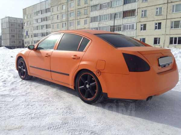 Nissan Maxima, 2005 год, 750 000 руб.