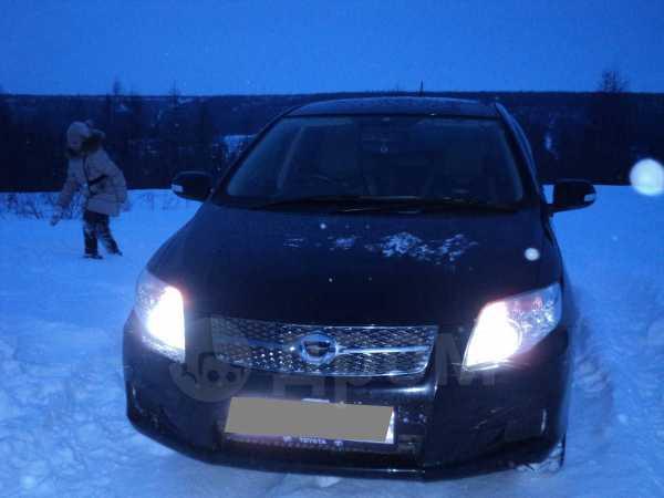 Toyota Corolla Fielder, 2008 год, 575 000 руб.
