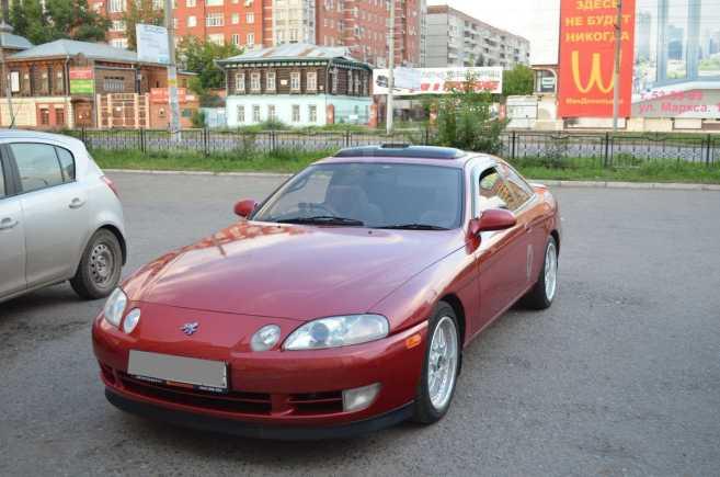 Toyota Soarer, 1991 год, 380 000 руб.