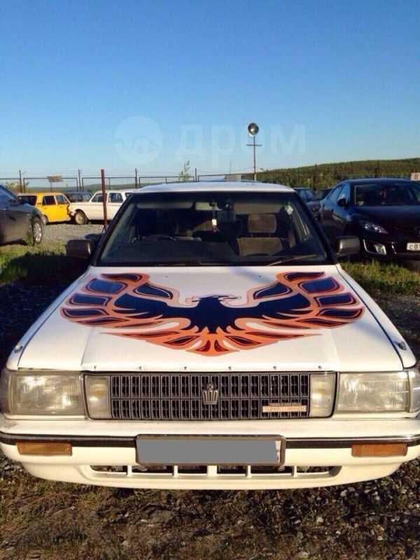 Toyota Crown, 1990 год, 140 000 руб.