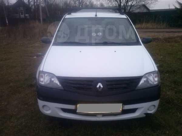 Renault Logan, 2007 год, 150 000 руб.