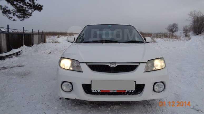 Mazda Familia S-Wagon, 2000 год, 155 000 руб.