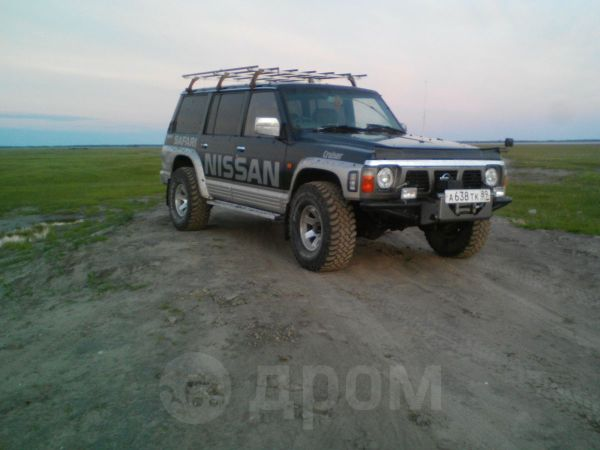 Nissan Safari, 1993 год, 650 000 руб.