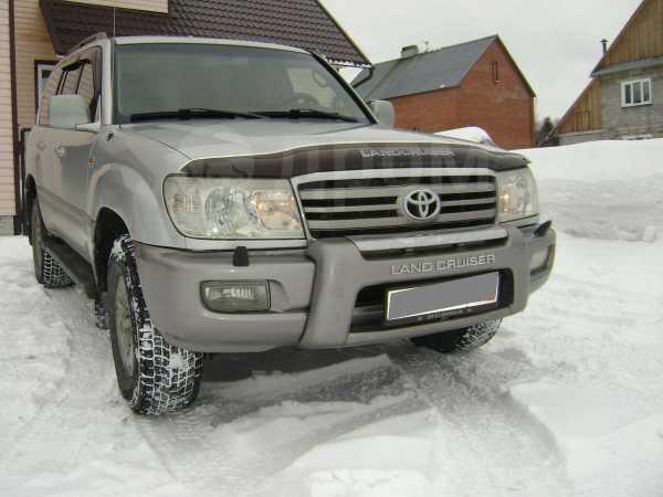 Toyota Land Cruiser, 2006 год, 1 550 000 руб.