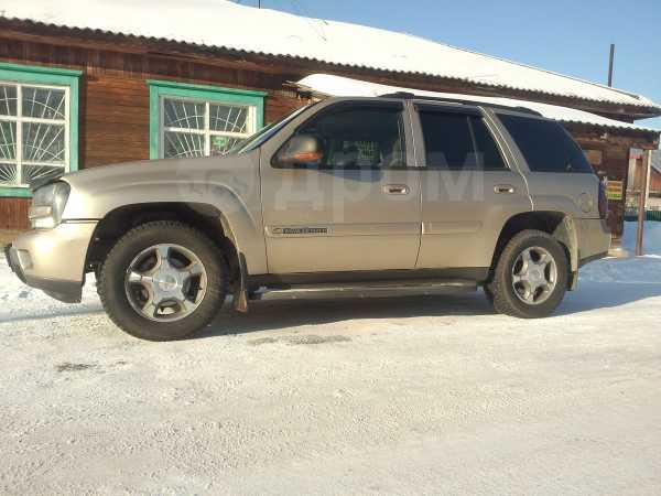 Chevrolet TrailBlazer, 2003 год, 340 000 руб.